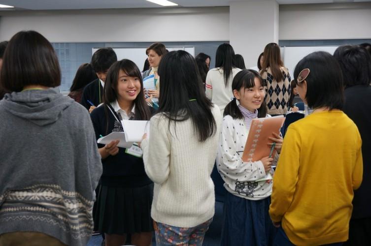 1109高校生セミナー(アイスブレーキング)02