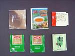 お茶のティーバッグ(5種6袋)